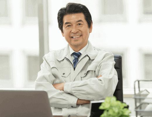 建築施工管理業務(新宿区)【中高年歓迎】