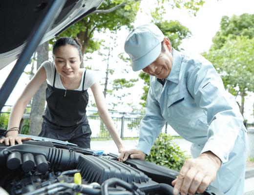 自動車整備士【国産車/輸入車・50歳以上歓迎・整備工場】