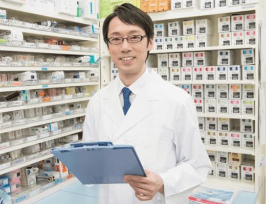 薬剤師募集【中高年歓迎・マイカー通勤可能】