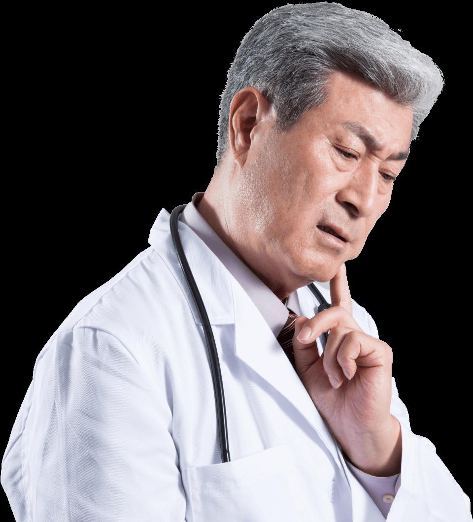 医師の悩み